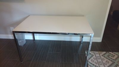 Like New: Single or a Pair of Work Top Desks