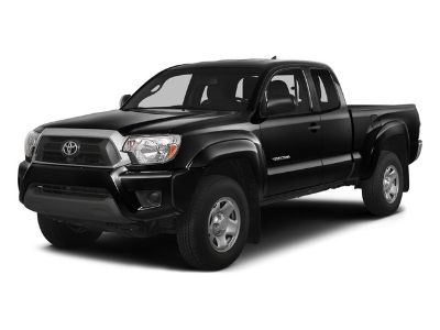 2015 Toyota Tacoma Base (White)