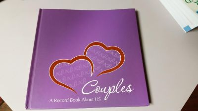 Couples record book