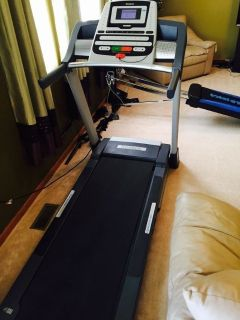 Reebok performance treadmill with iFit