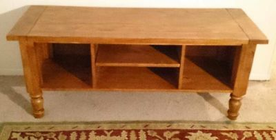 New Pottery Barn Hyde Tv Stand