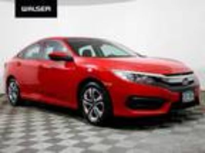 used 2016 Honda Civic for sale.