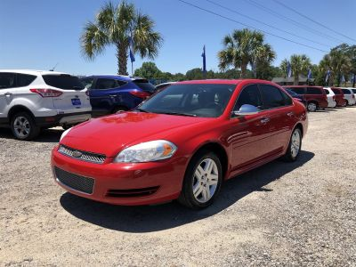 2013 Chevrolet Impala LT Fleet (Red)