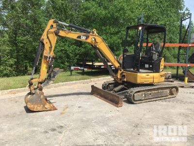2015 Cat 303.5E2CR Mini Excavator