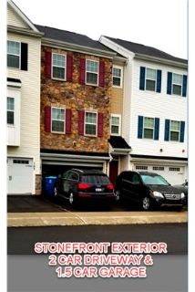 MODEL TOWNHOME WITH 3 BD 2.5 BATH; BSMNT & GARAGE