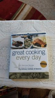 Great Cooking Every Day - 250 Delicious Recipes