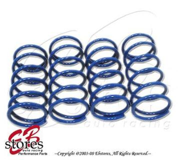Buy Suspension 4pc Lower Lowering Springs Blue(Front Rear) For Hyundai Sonata 00-05 motorcycle in La Puente, California, US, for US $89.95
