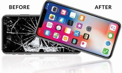 iPhone and Samsung Phone Repair Miami