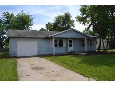 3 Bed 1 Bath Foreclosure Property in Decatur, IN 46733 - Northbrook Ct