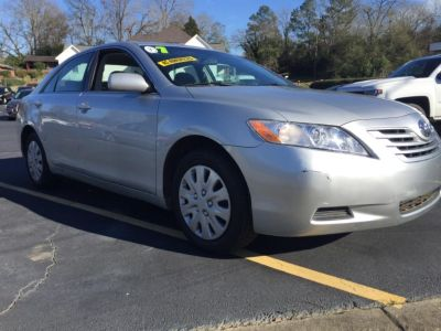 2007 Toyota Camry CE (SIL)