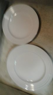 Set of 8 large and 8 small plates hotel elite excellent condition $20