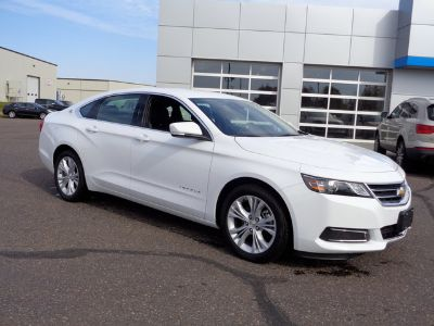 2015 Chevrolet Impala LT (SUMMIT WHITE)