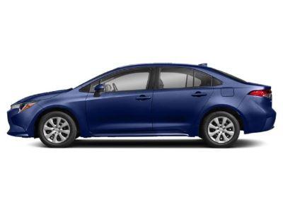 2020 Toyota Corolla LE (blueprint)