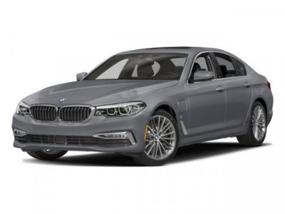 2018 BMW 5-Series 530e xDrive iPerformance (Blue Metallic)