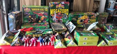 Amazing Video Game/ Toy Collector..