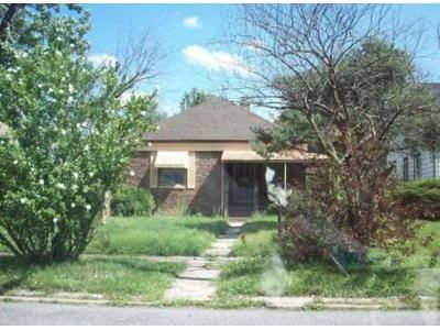 2 Bed 1 Bath Foreclosure Property in Gary, IN 46404 - Rutledge St