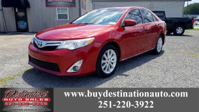 2014 Toyota Camry L (Red)