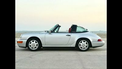 Want to Buy Porsche 964 Targa