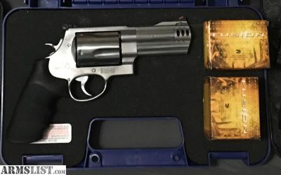 For Sale: S&W 500mag