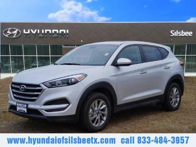 2017 Hyundai Tucson SE (Chrosilver)