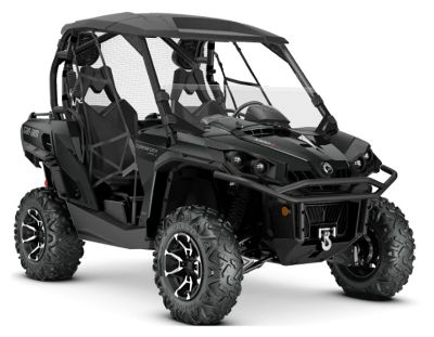 2020 Can-Am Commander Limited 1000R Utility SxS Las Vegas, NV
