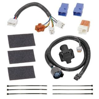 Find Trailer Hitch Wiring Tow Harness For Nissan Xterra 7-Way 2009 2010 2011 2012 motorcycle in Springfield, Ohio, United States, for US $70.00
