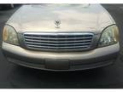 2001 Cadillac DeVille for Sale by Owner