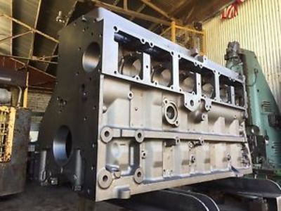 Purchase CAT C7 (KAL) ENGINE BLOCK -Reconditioned- NO CORE motorcycle in Lodi, California, United States, for US $1,185.00