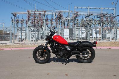 2017 Honda Rebel 300 Cruiser Motorcycles Allen, TX