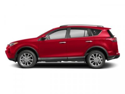 2018 Toyota RAV4 Limited (Ruby Flare Pearl)