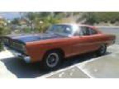 1969 Plymouth Road Runner 1969 Plymouth Road Runner RM21