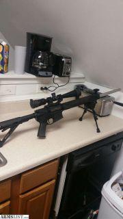 For Sale: Precision AR-15