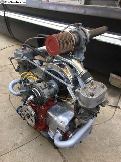 2332cc Bernie Bergmann~ Rajay turbo engine motor