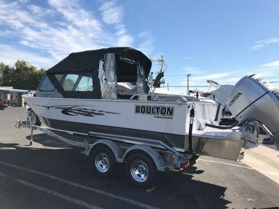 2019 Boulton Powerboats SEA SKIFF 20 Jon Boats Lakeport, CA