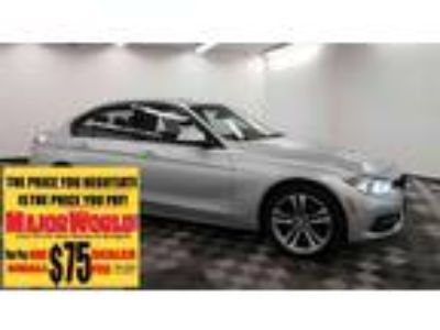 2016 BMW 328i with 44022 miles!