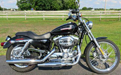 2008 Harley-Davidson XL1200C SPORTSTER 1200 CUSTOM Cruiser Motorcycles Marengo, IL