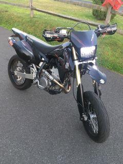 2007 Suzuki DR-Z 400SM