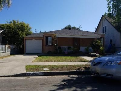 3 Bed 1 Bath Preforeclosure Property in Inglewood, CA 90303 - W 115th St