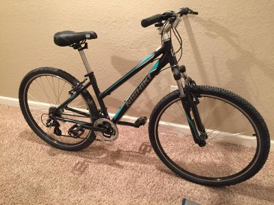 Mountain bike. Used maybe once.
