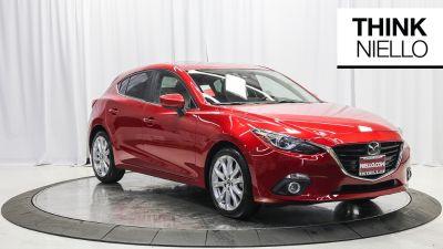 2014 Mazda Mazda3 s Grand Touring (soul red metallic)