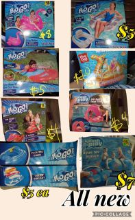 Inflateable pool beach toys kids pools new