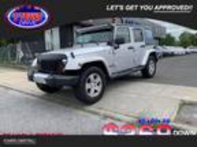 $15380.00 2011 Jeep Wrangler Unlimited with 127367 miles!