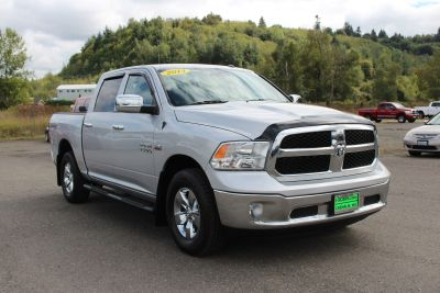 2014 RAM RSX Express (Bright Silver Metallic Clearcoat)