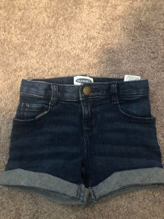 Old Navy Girls 4t Jean Shorts