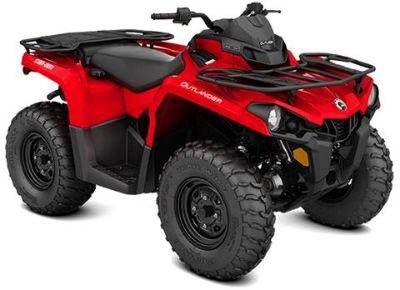 2018 Can-Am Outlander 570 Utility ATVs Ontario, CA