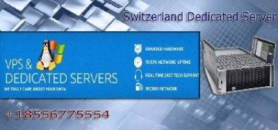 Best Dedicated Server in Switzerland & Provide Server Management Services