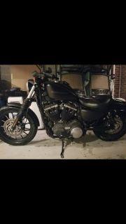 2010 Harley-Davidson IRON 1200