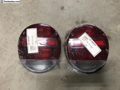 2 NEW 73-79 Elephant Bug Thing Tail Lights Set