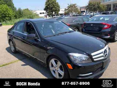 Used 2011 Mercedes-Benz C-Class 4dr Sdn 4MATIC