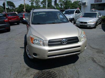 2008 Toyota RAV4 Base (Savannah Metallic)